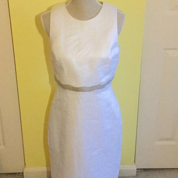 J. Crew Dresses & Skirts - J. Crew Linen Dress SZ 6T NWT